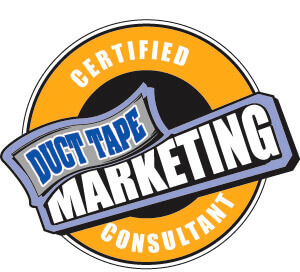New Initiatives Marketing is Duct Tape Marketing Certified