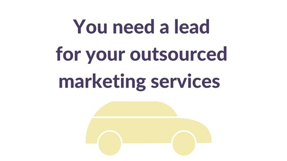 an expert for Outsourcing Marketing
