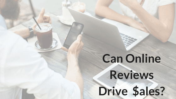 online reviews marketing initiatives