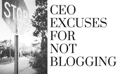 Outsourced Marketing Company revives CEO blog for thought leadership