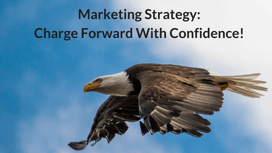 Marketing Strategy Charge Forward With Confidence!