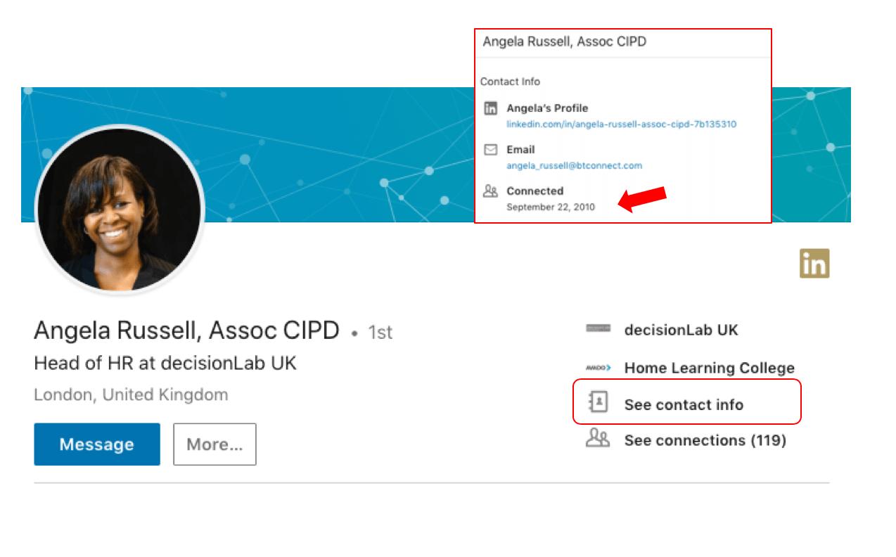 LinkedIn Network New Initiatives Marketing