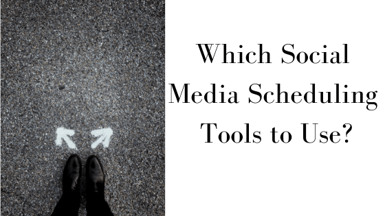 Social Media Scheduling Tools New Initiatives Marketing