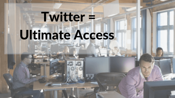 Twitter for business growth New Initiatives Marketing
