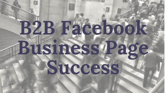 Facebook business page New Initiatives Marketing